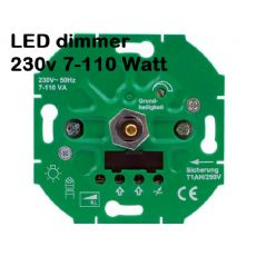 Led dimmer 7 - 110 watt