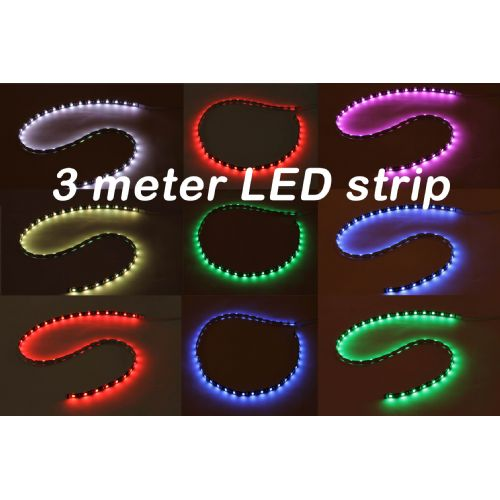LED strip set 3m RGB