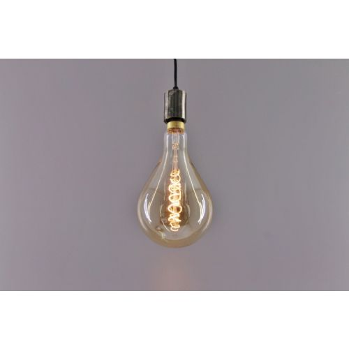LED lamp 4 watt E27 goud 16cm dimbaar