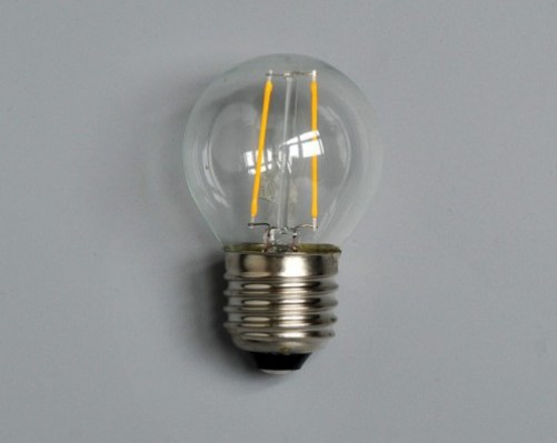 LED lamp 2Watt E27 2200 Kelvin